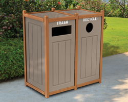 Recycling Receptacles