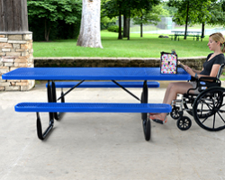Accessible Picnic Tables