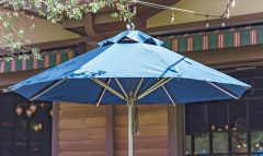 Mercer Market Octagon Umbrella