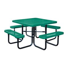 SuperSaver™ Commercial Square Picnic Table