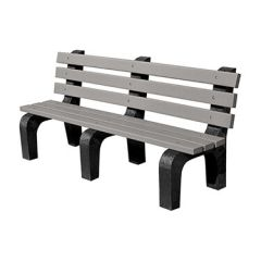 Standard Recycled Plastic Bench