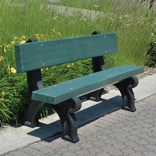 Evergreen BarcoBoard Bench
